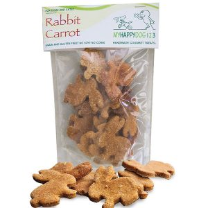 Rabbit-Carrot-Dog-Treats